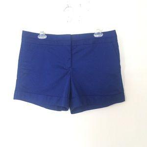EXPRESS Bright Blue Chino Shorts NWT 10